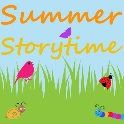 Age under burbank public. Storytime clipart summer