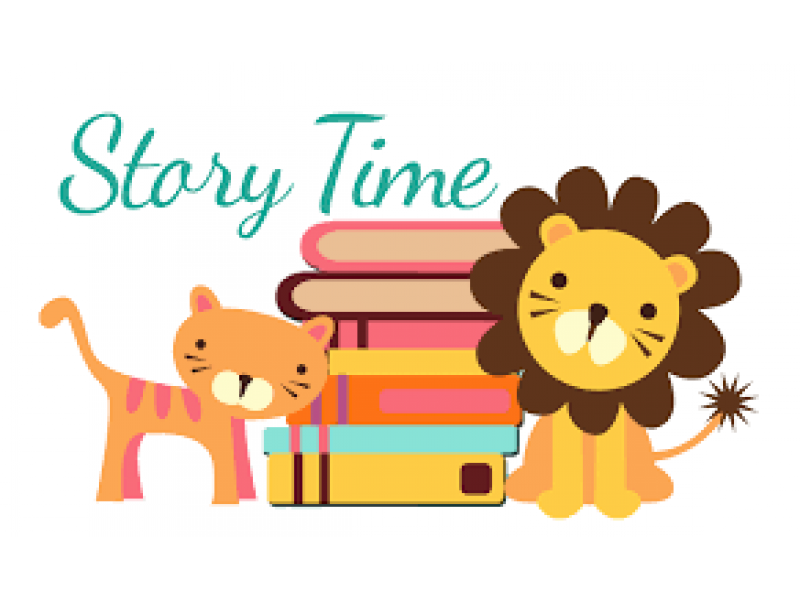 Baby and venice ca. Storytime clipart toddler