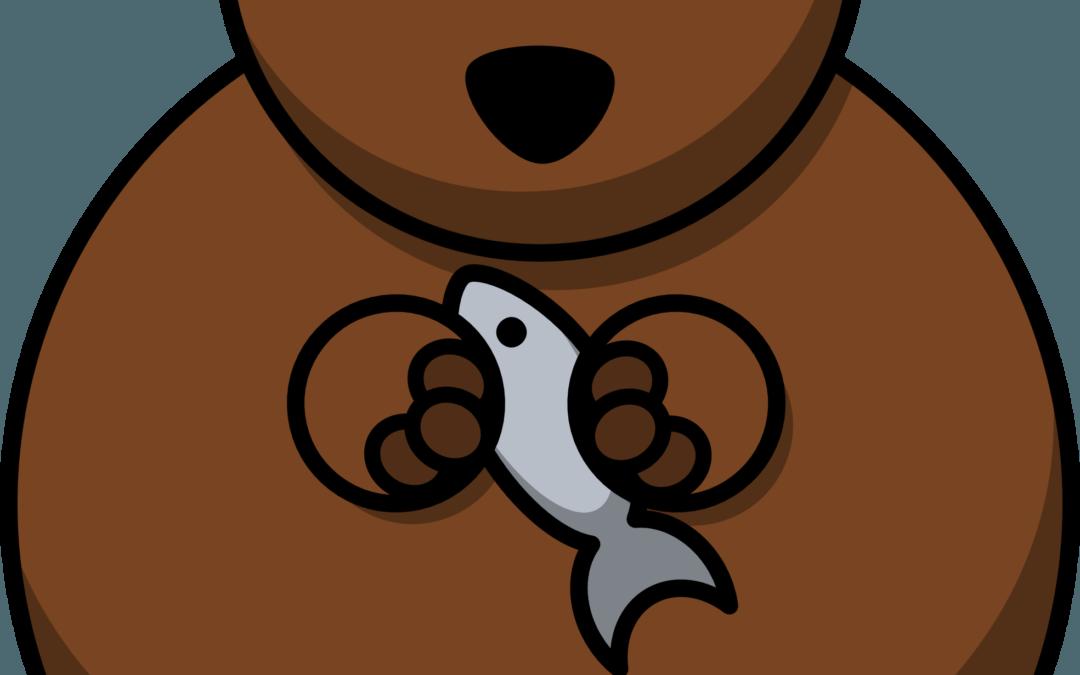 Track bear hunt