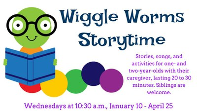 Storytime clipart wiggle worm. Worms sheldon public library