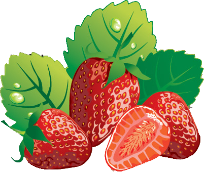 Strawberries clipart. Gallery yopriceville high quality