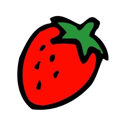 Strawberry clip art free. Strawberries clipart