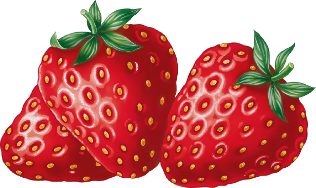 The top best blogs. Strawberries clipart