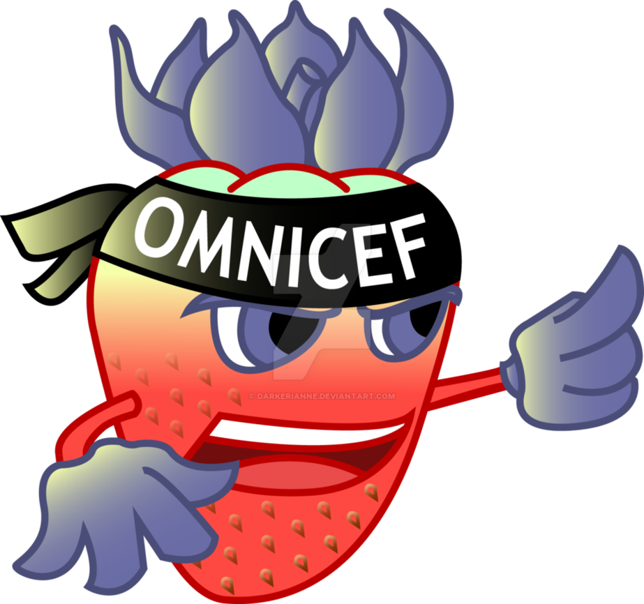 Freelancer strawberry by darkerianne. Strawberries clipart angry