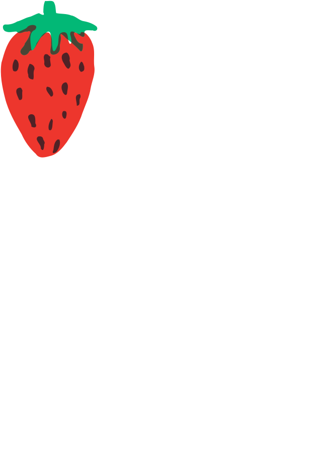 Strawberries clipart baby.  collection of strawberry