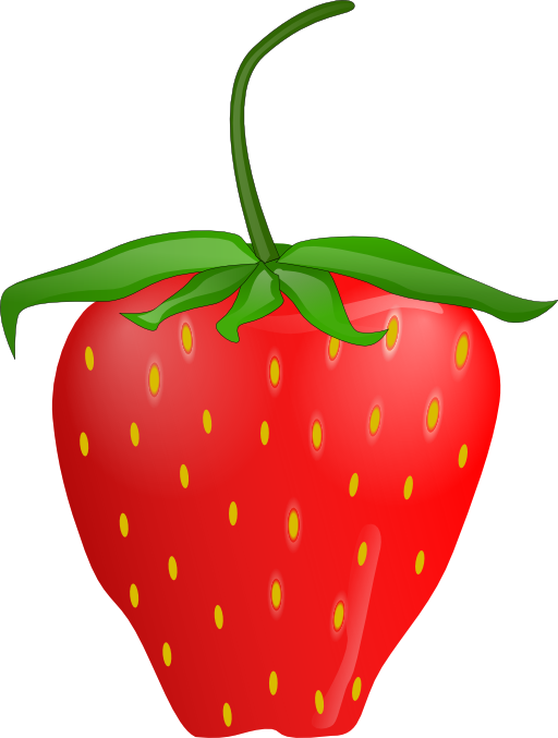 Strawberries clipart baby. Strawberry i royalty free