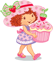 Strawberries clipart birthday. Picture black and white
