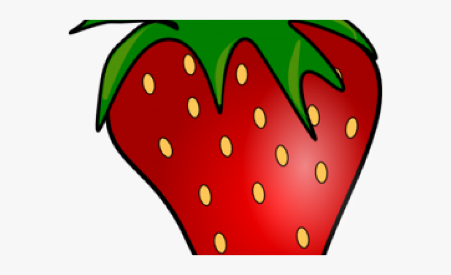 Strawberry cliparts animasi png. Strawberries clipart buah