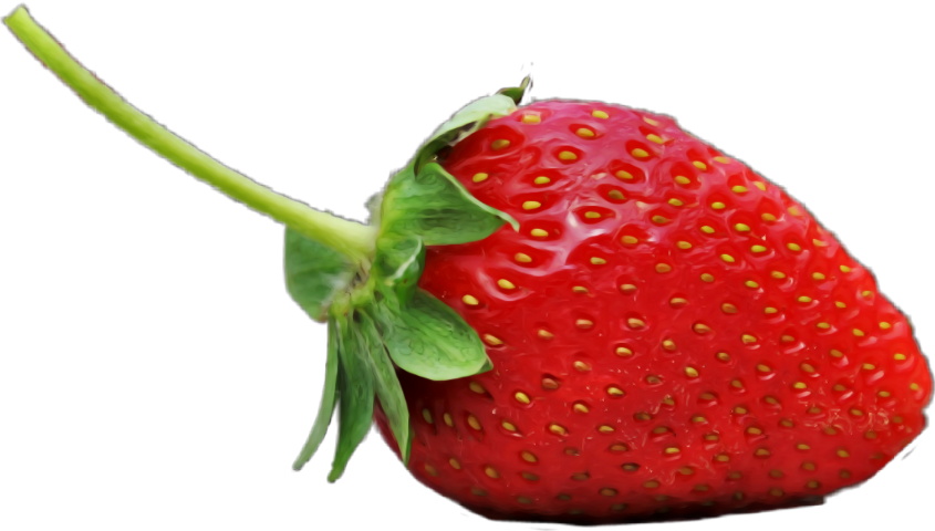 The newest stickers on. Strawberries clipart buah