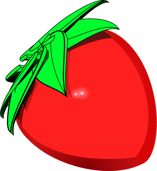 Tomatoes clipart buah. Fruit berry clip art