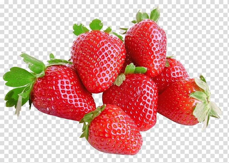 Of red strawberry . Strawberries clipart bunch