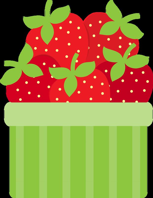 Charleston elementary pto blog. Strawberries clipart bush