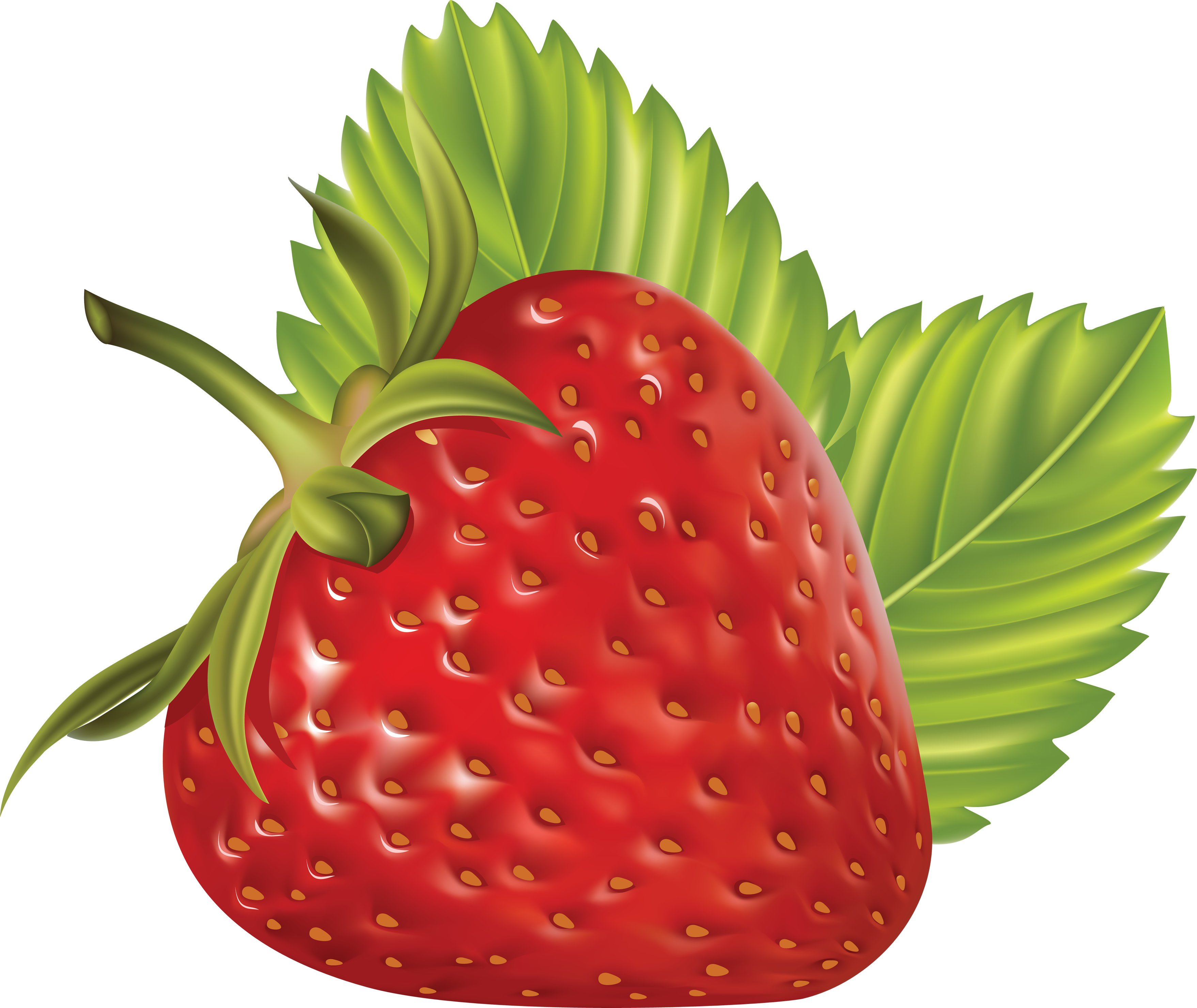 Strawberries clipart clear background. Strawberry png images