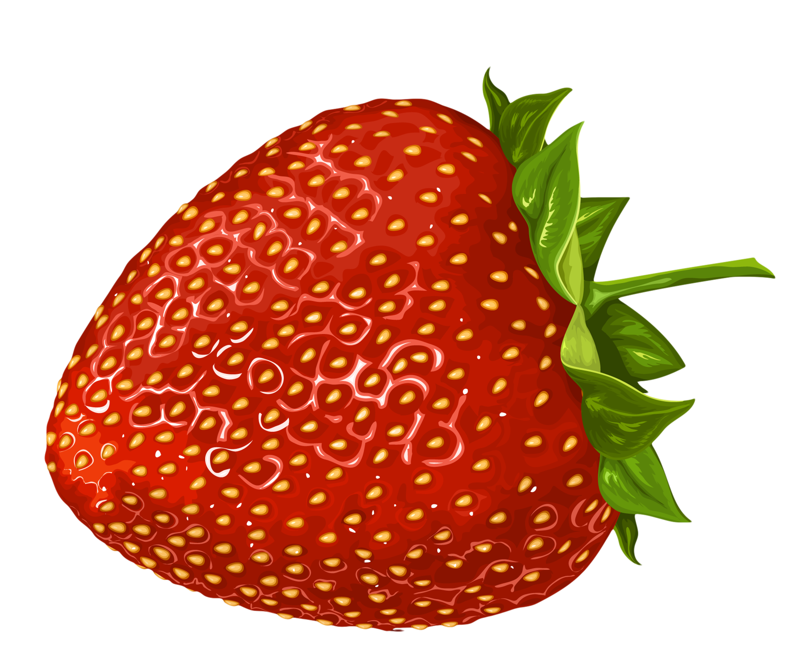Strawberries clipart coloring. Date fruit free on