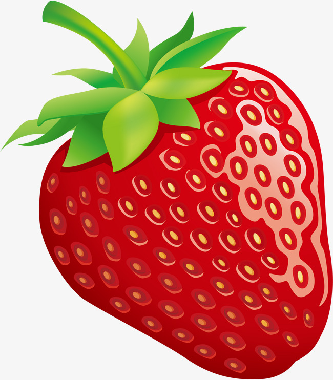 Strawberries clipart comic. Cartoon strawberry portal