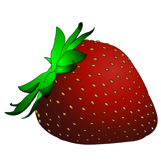 Strawberries clipart cute. Free cliparts download clip