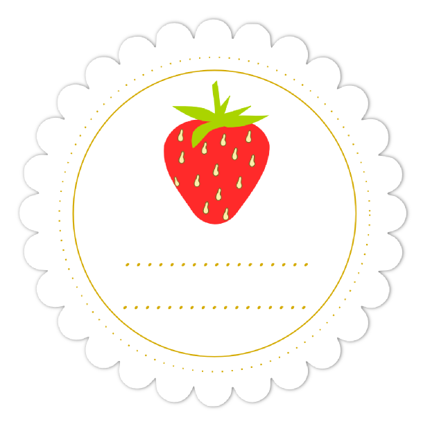 Free strawberry scrapbooking paper. Strawberries clipart digital