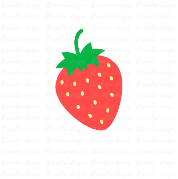 Strawberries clipart file. Strawberry svg pineapple cutting