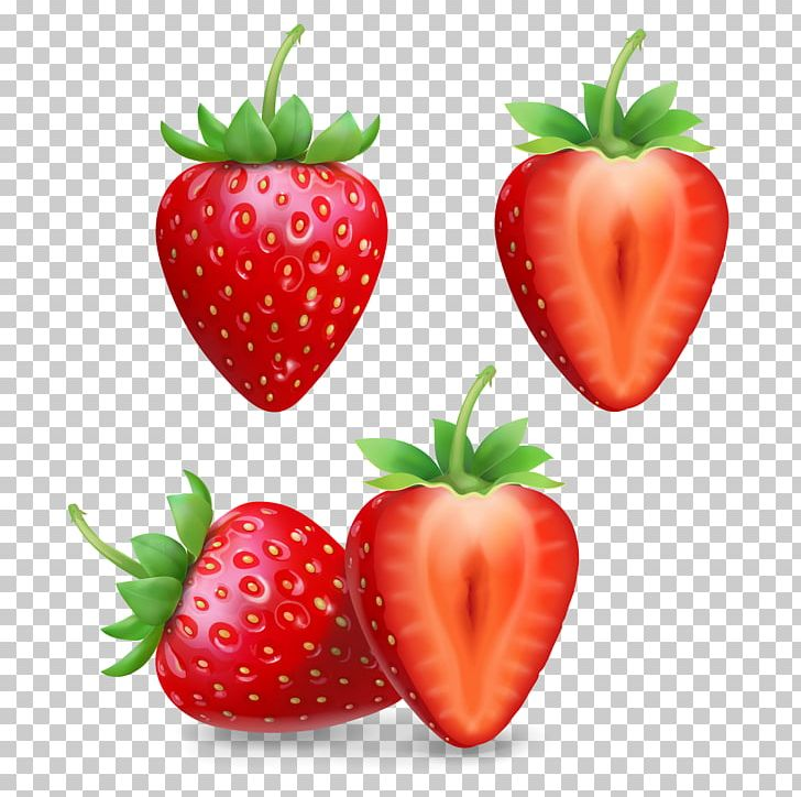 Strawberries clipart freshness. Smoothie strawberry illustration png