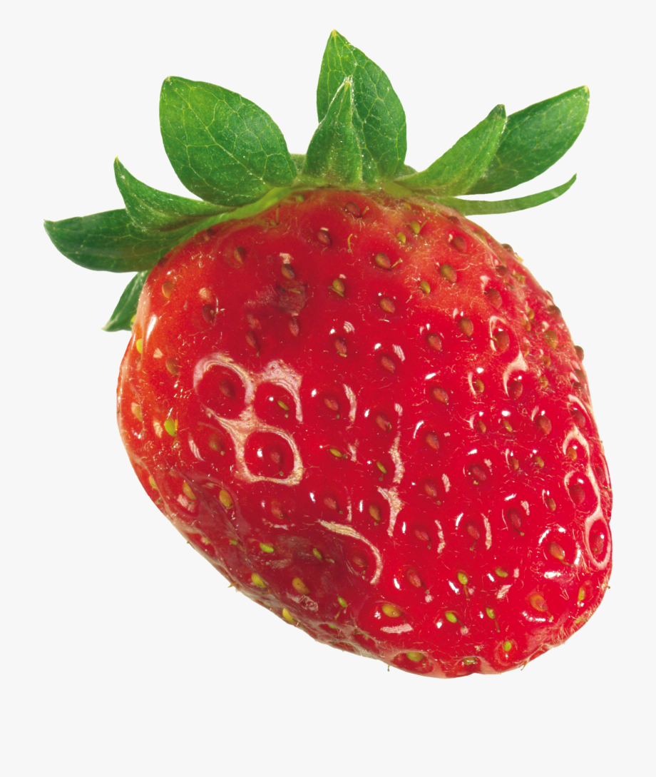 Strawberries clipart gambar. Garden strawberry large png