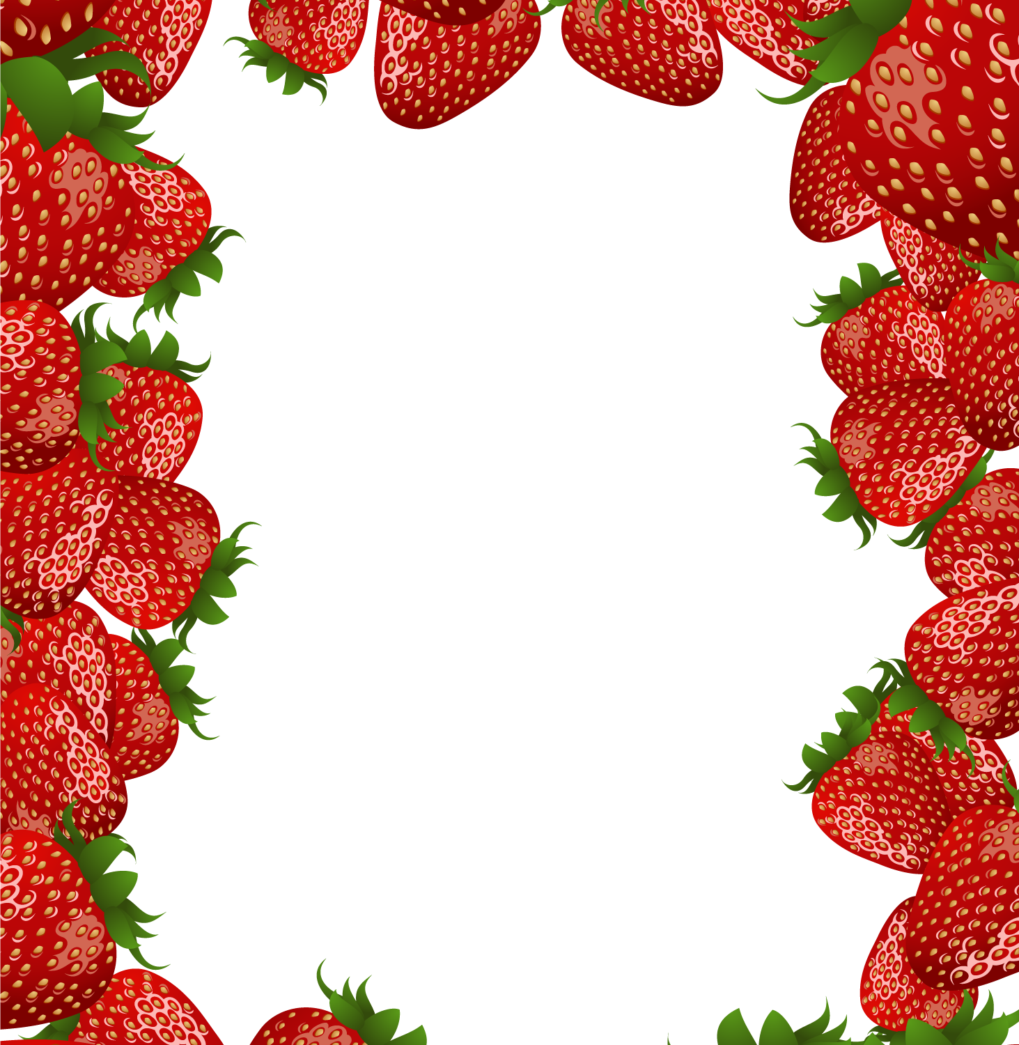 Strawberries clipart garden. Strawberry plant clip art