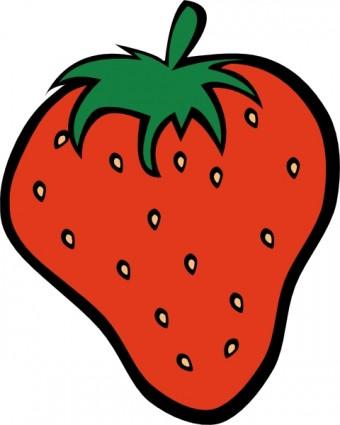 Strawberries clipart jpeg. Strawberry clip art free