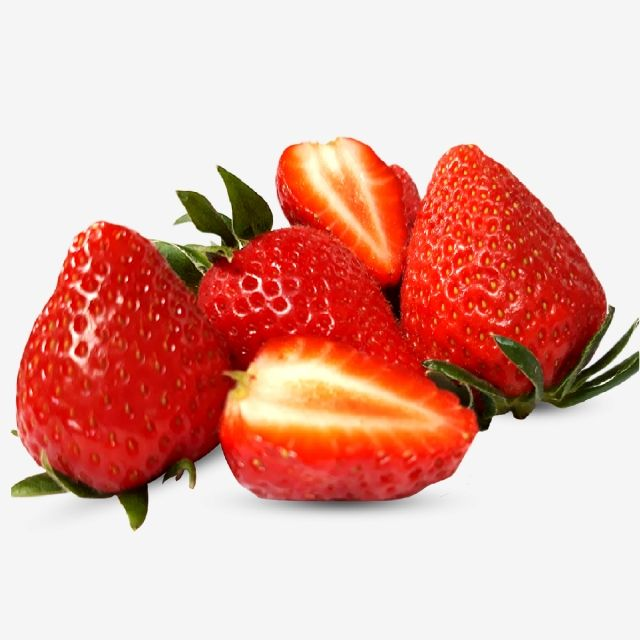 Group of fruits strawberry. Strawberries clipart juicy