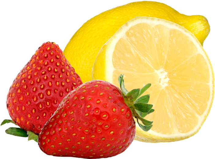 Strawberries clipart lemon fruit. Strawberry and concentrate manufacturer