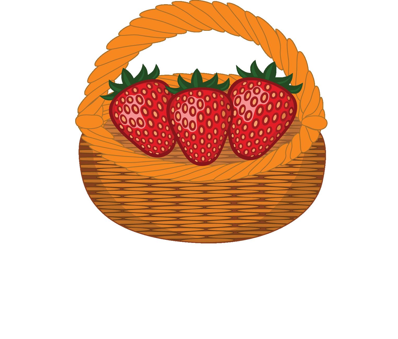 Strawberries clipart orange. Back to basics ehm