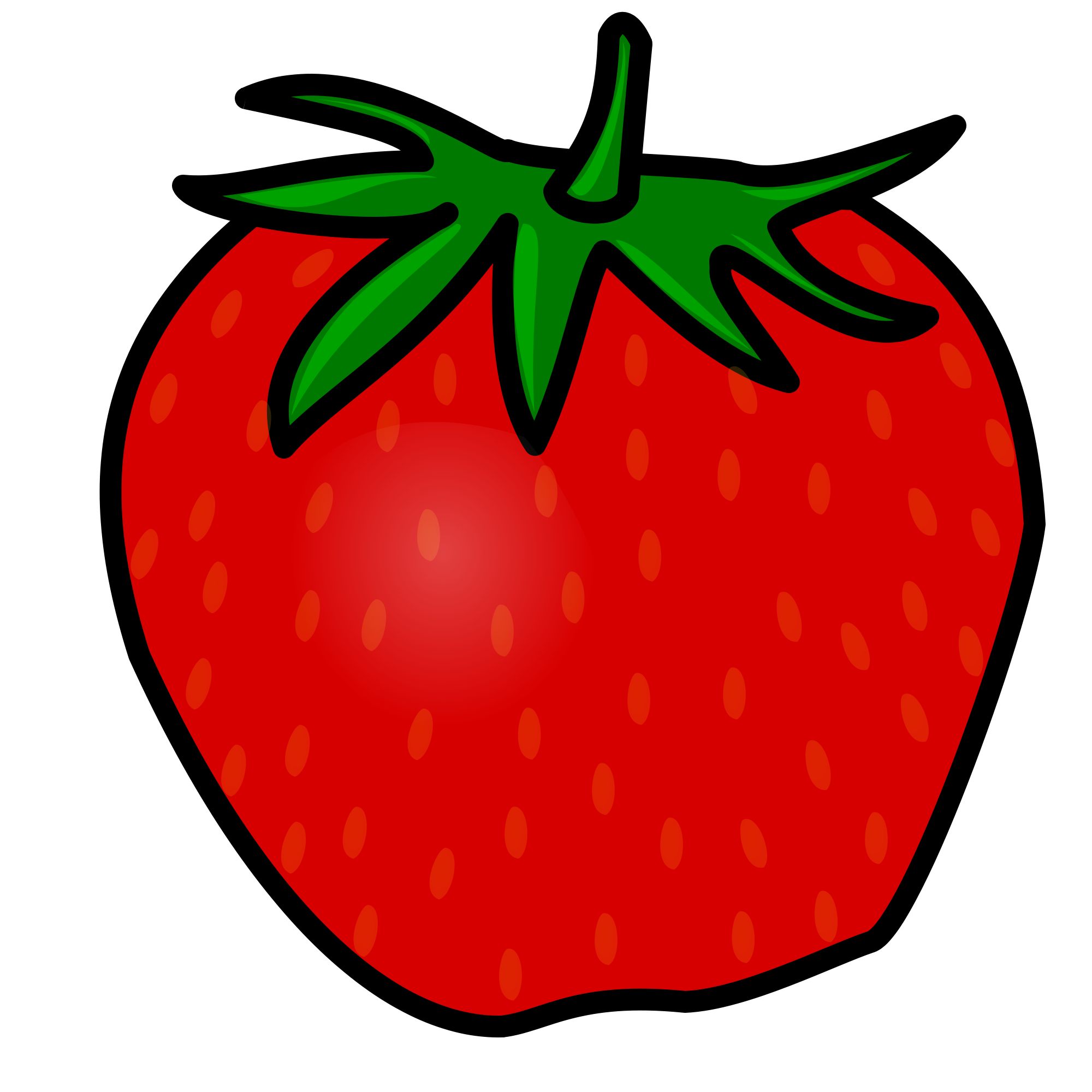 File tux paint strawberry. Strawberries clipart pdf