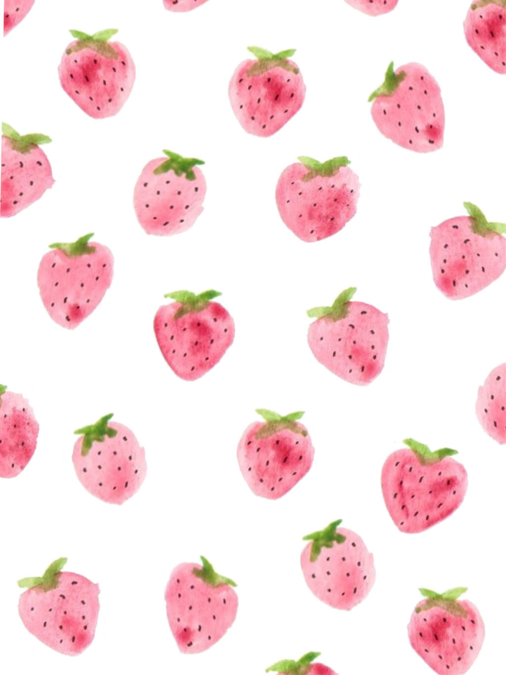 Fruity fruit freetoedit report. Strawberries clipart pink strawberry