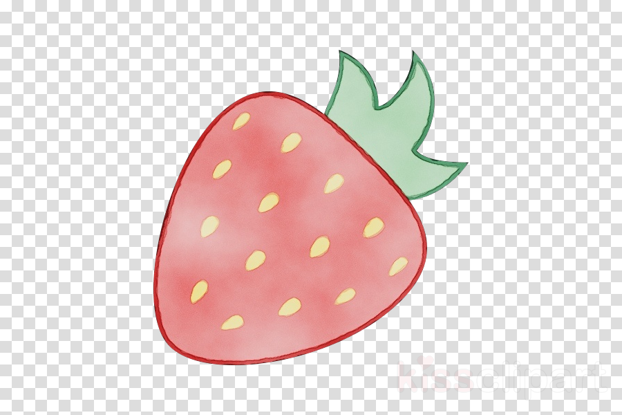 Strawberries clipart pink strawberry.