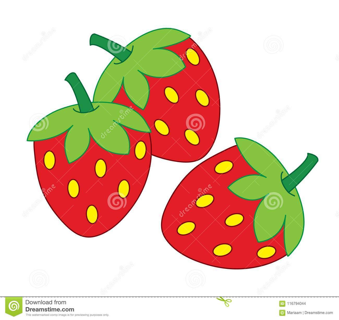 Strawberries clipart printable. Strawberry for free images