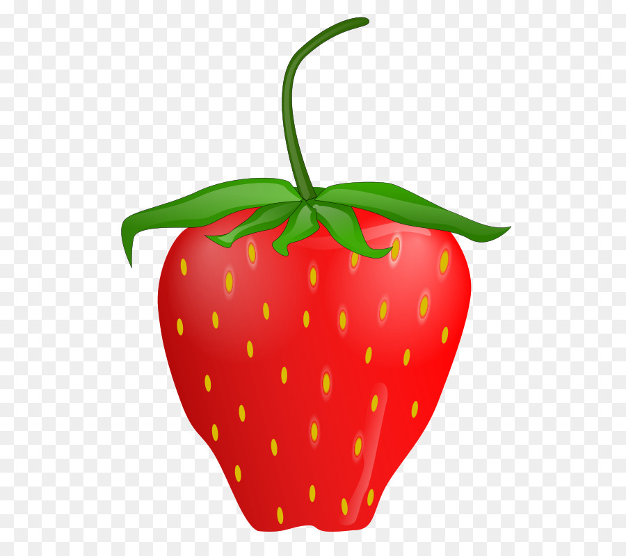 Smoothie shortcake ice cream. Strawberries clipart red fruit vegetable