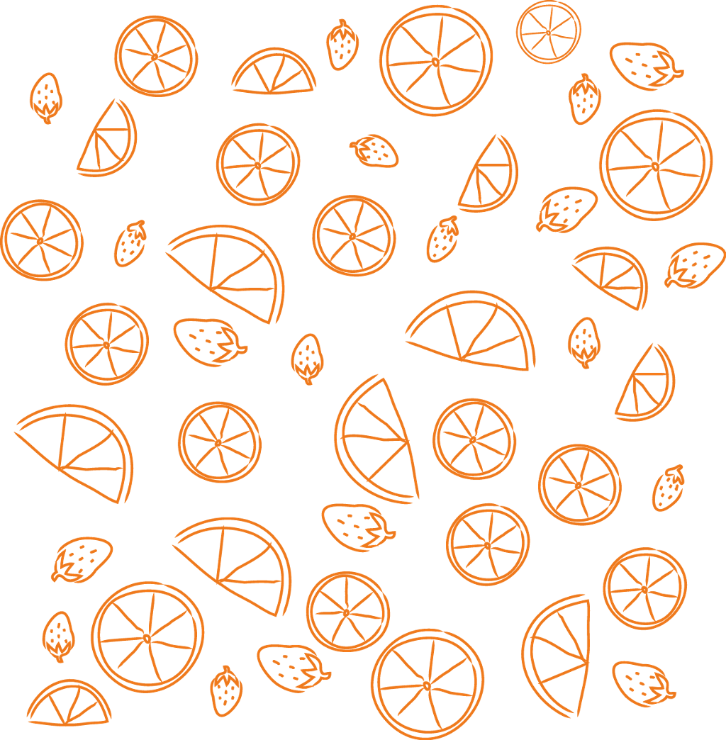 Strawberries clipart repetition. Oranges fruit overlay ftestickers