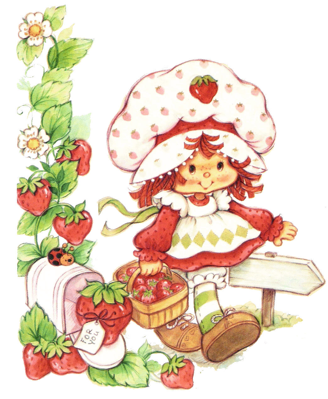 Inspired fashion meets food. Strawberries clipart simple strawberry