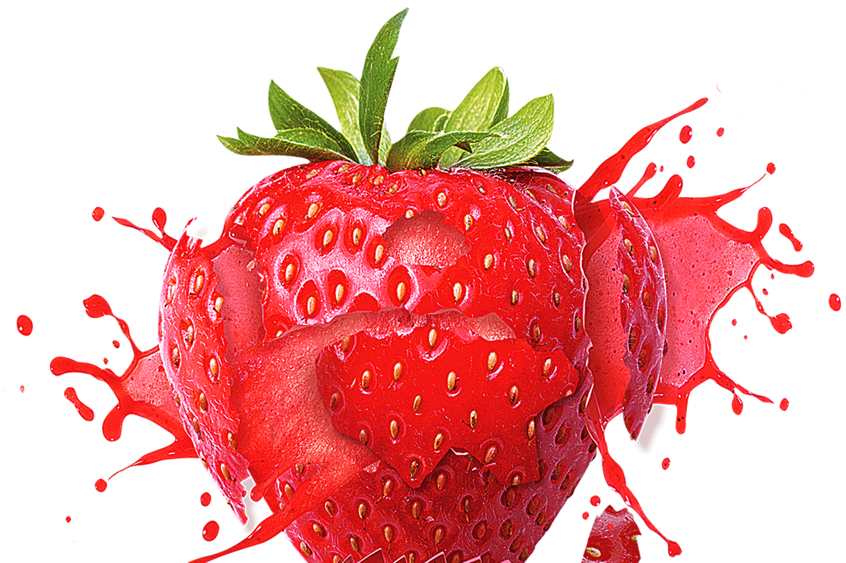 Strawberry transparent png pictures. Strawberries clipart single