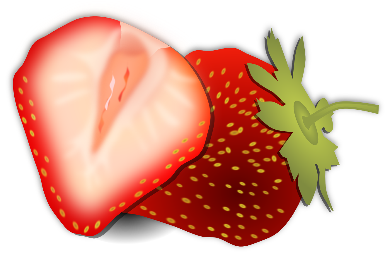 Strawberry png image, picture download