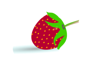 Strawberries clipart small strawberry. Clip art at clker