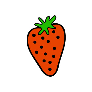 Free cliparts download clip. Strawberries clipart small strawberry