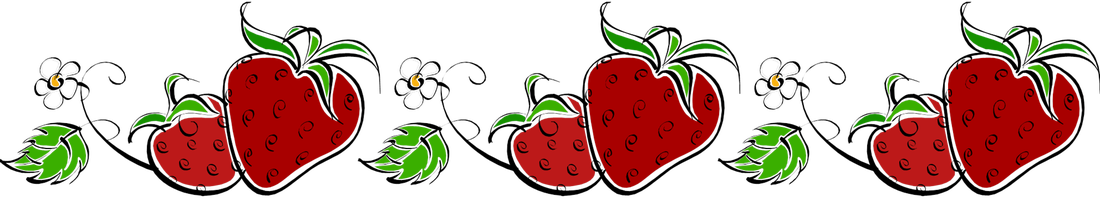 Strawberries clipart social. Events from our farm