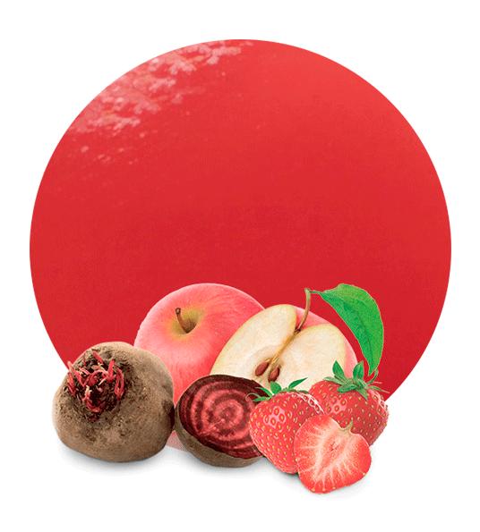 Strawberries clipart soda. Tailor made blend manufacturer