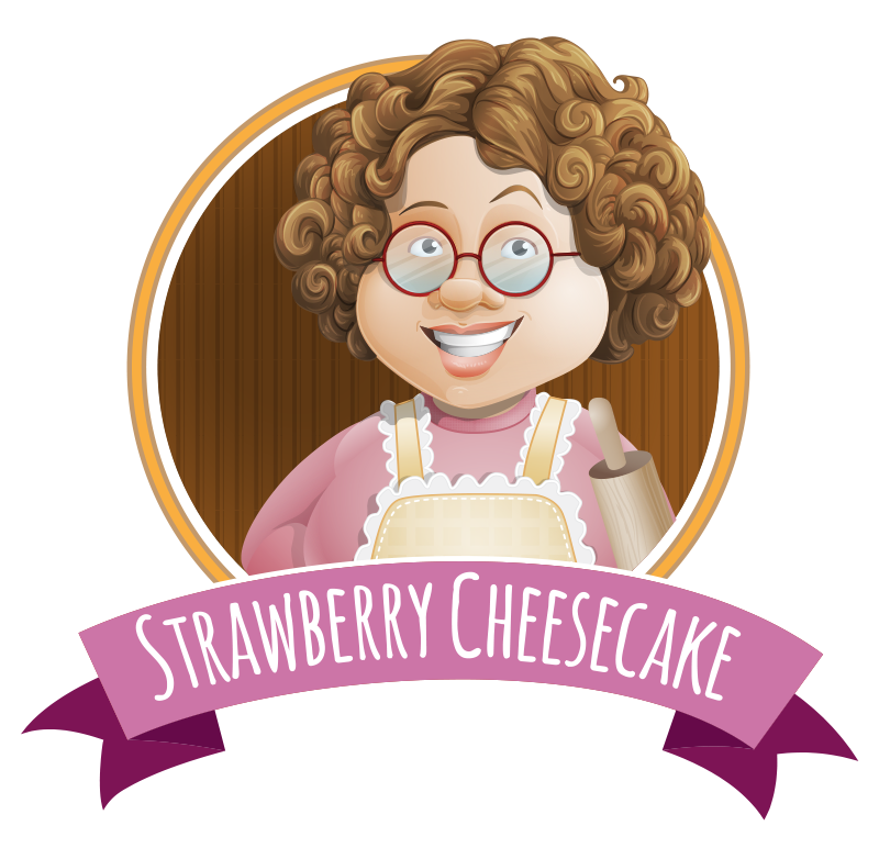 Mum's Home Baked - Strawberry Cheesecake 80VG/20PG - 30ml (3 x 10ml)