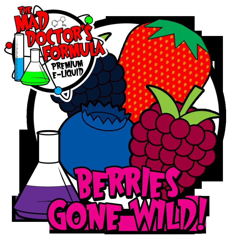 Strawberries clipart strawberry cheesecake. Berries gone wild ml