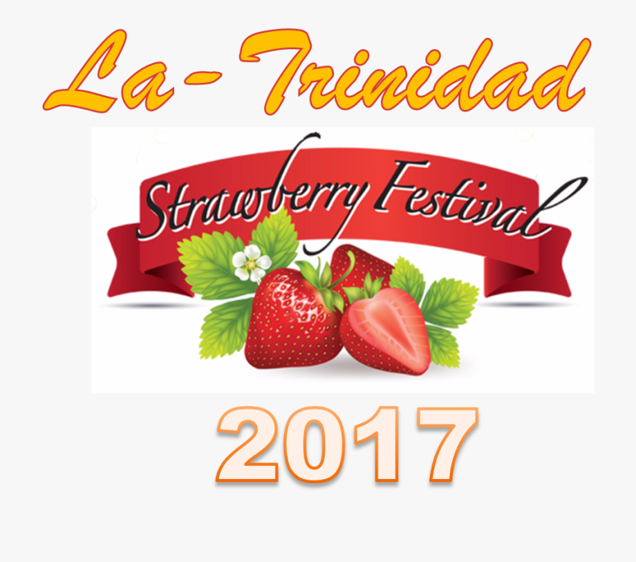 Strawberries clipart strawberry festival.
