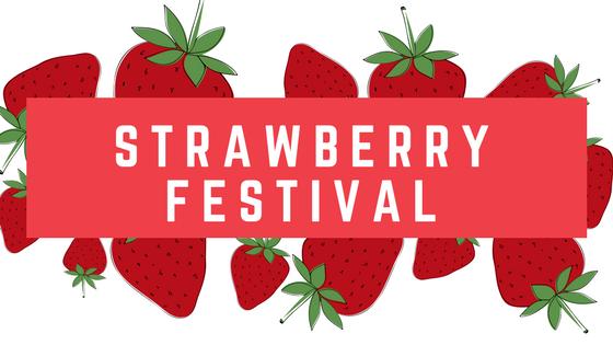 Wesley grove umc . Strawberries clipart strawberry festival