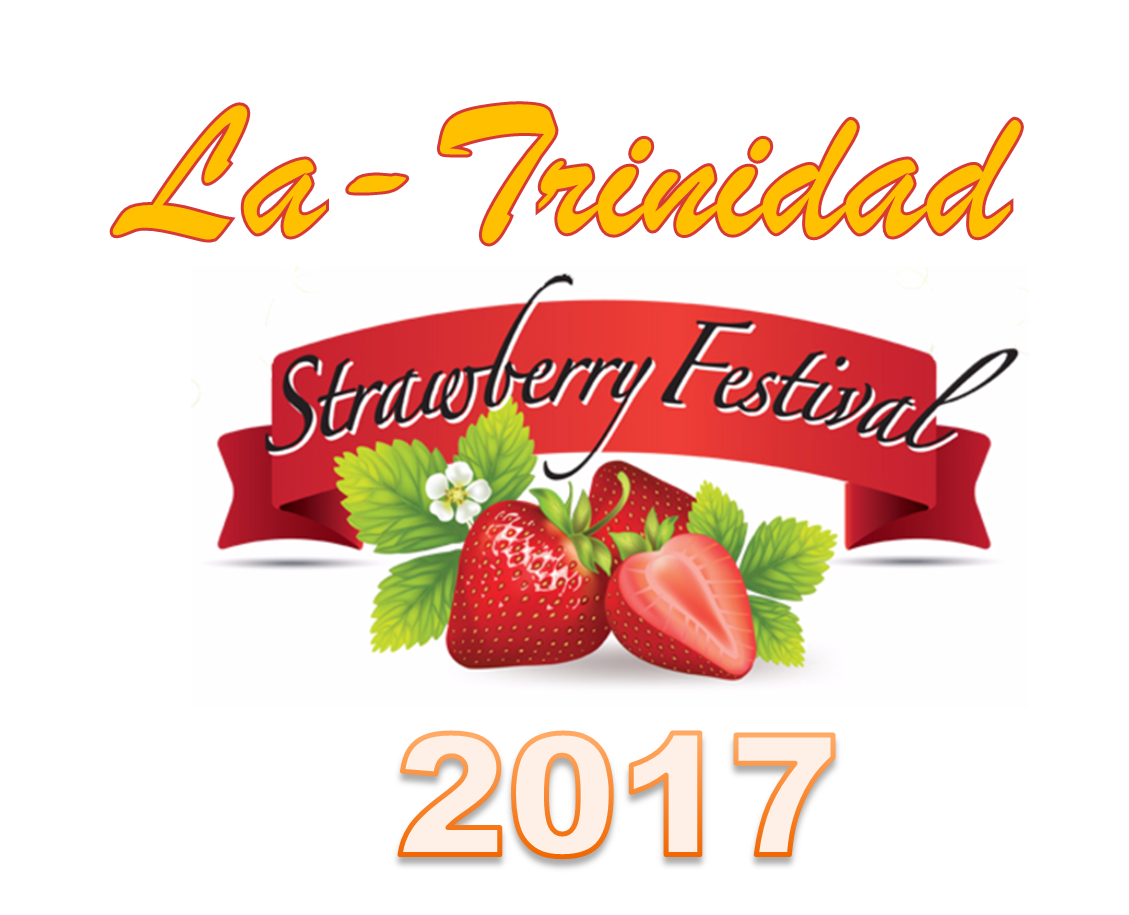 Strawberries clipart strawberry festival. La trinidad benguet invites
