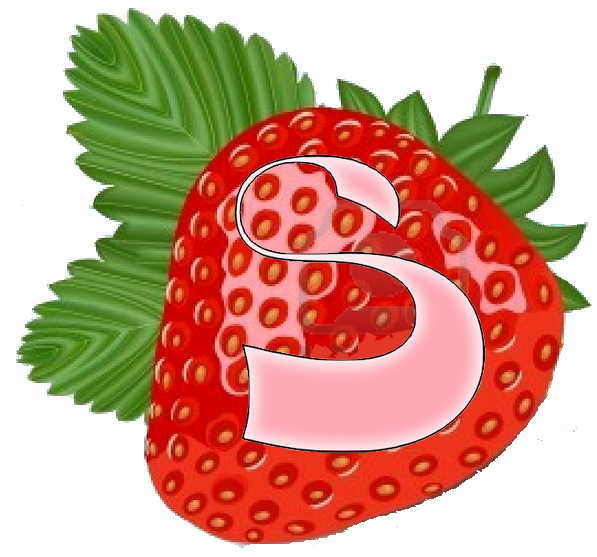 strawberries clipart strawberry field #144464771