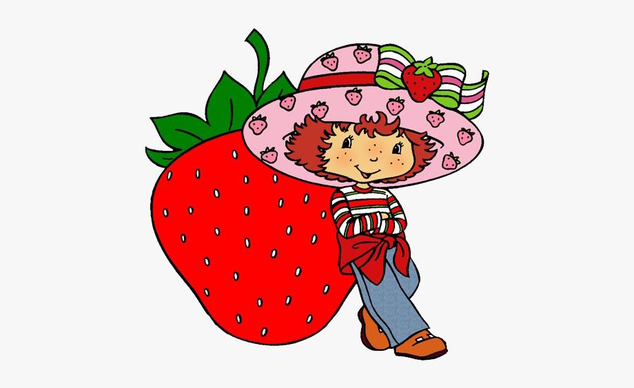Jpg cartoon . Strawberries clipart strawberry girl