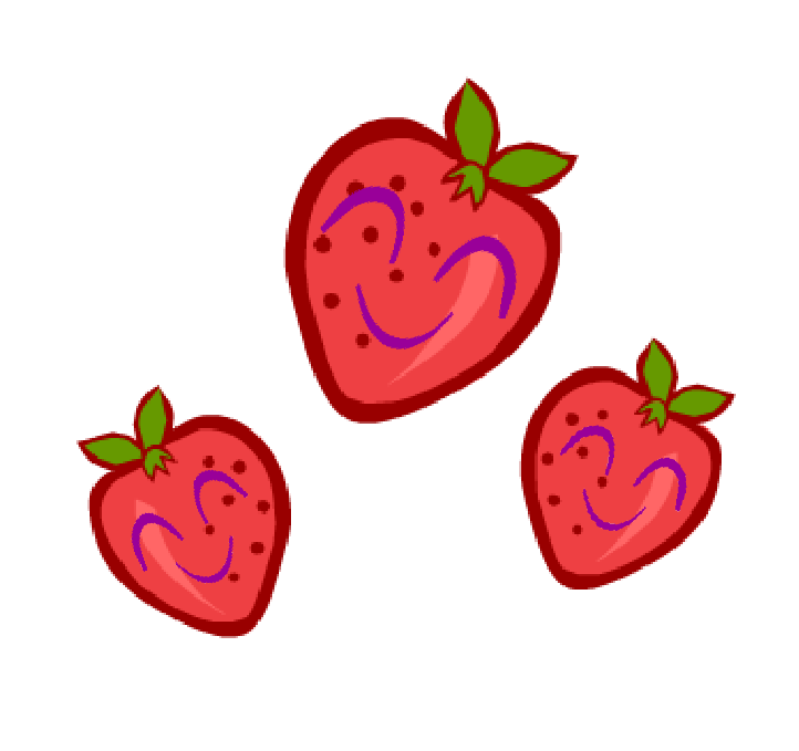 My little pony kisses. Strawberries clipart strawberry patch